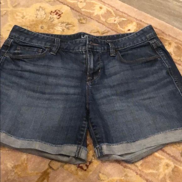 LOFT Pants - Loft denim short